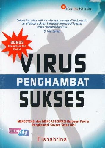 Cover Buku Virus Penghambat Sukses