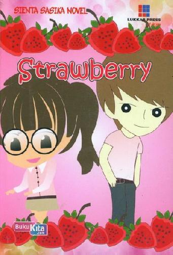 Cover Buku Strawberry