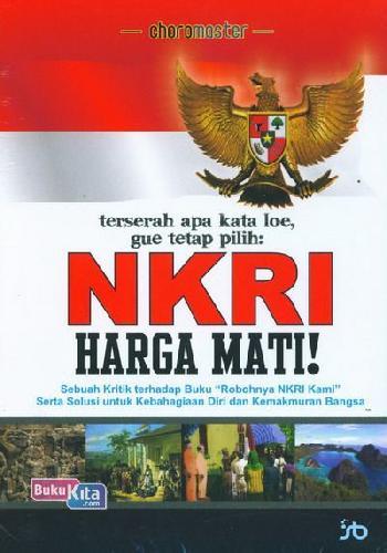 Cover Buku NKRI Harga Mati
