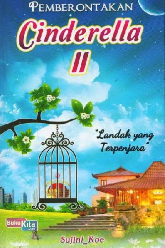 Cover Buku Pemberontakan Cinderella 2