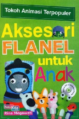 Cover Buku Aksesori Flanel untuk Anak