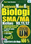 Pendalaman Materi Kilat Biologi SMA/MA Kelas 10,11,12