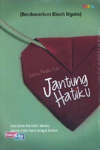 Cover Buku Jantung Hatiku