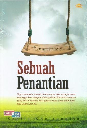 Cover Buku Sebuah Penantian