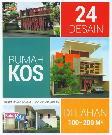 24 Desain Rumah Kos Di Lahan 100-200m2