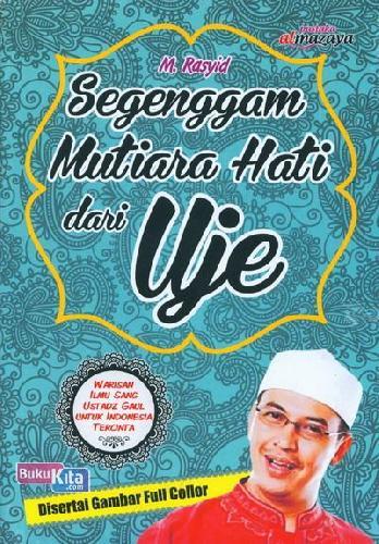 Cover Buku Segenggam Mutiara Hati dari Uje (Disertai gambar full collor)