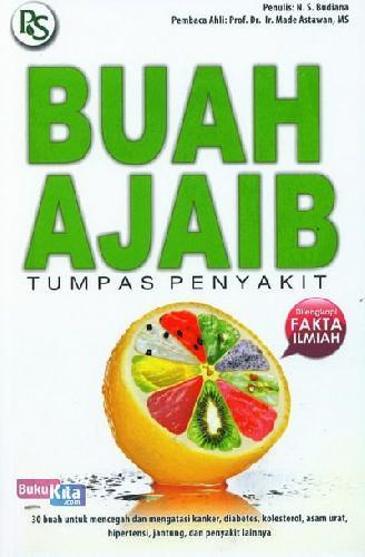 Cover Buku Buah Ajaib Tumpas Penyakit