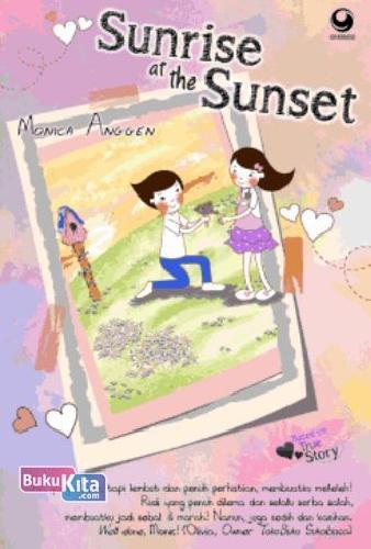 Cover Buku Sunrise at The Sunset
