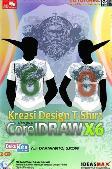 CBT 60 KREASI DESIGN T-SHIRT DENGAN COREL DRAW X6