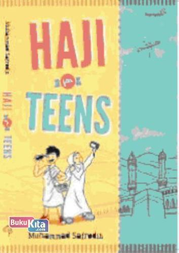 Cover Buku Haji For Teens
