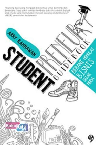 Cover Buku Studentpreneur Guidebook
