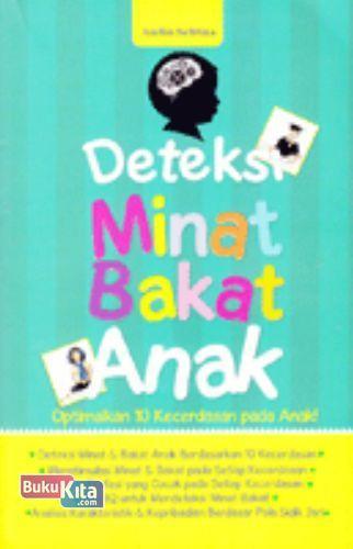 Cover Buku Deteksi Minat Bakat Anak