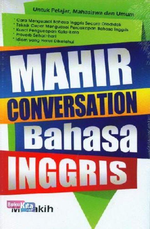 Cover Buku MAHIR CONVERSATION BAHASA INGGRIS