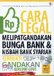 Cara Legal Melipatgandakan Bunga Bank dan Nisbah Bank Syariah