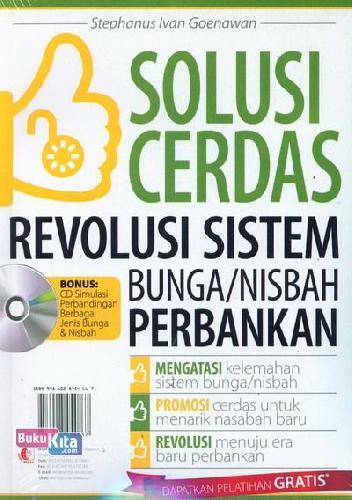 Cover Belakang Buku Cara Legal Melipatgandakan Bunga Bank dan Nisbah Bank Syariah