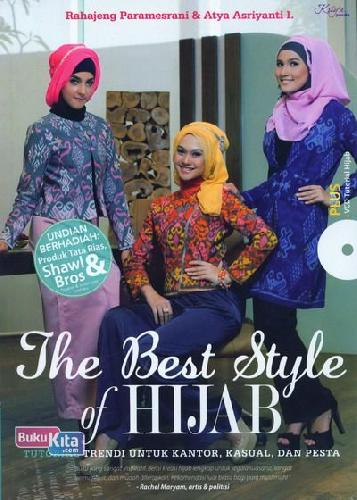 Cover Buku The Best Style of Hijab