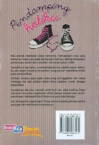 Cover Belakang Buku Pendamping Hatiku