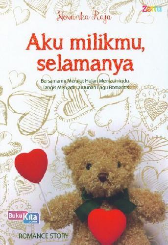 Cover Buku Aku Milikmu Selamanya
