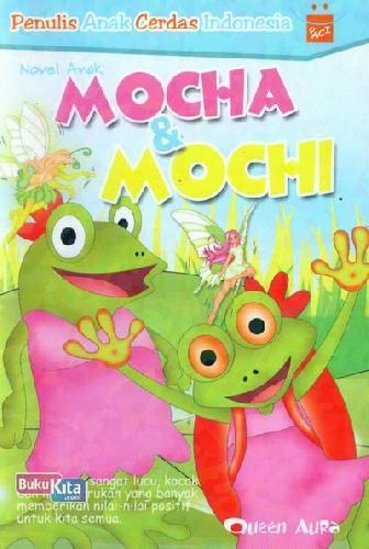Cover Buku Mocha dan Mochi