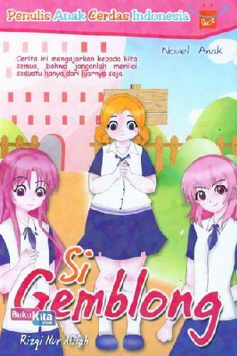 Cover Buku Si Gemblong