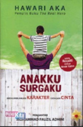 Cover Buku Anakku Surgaku