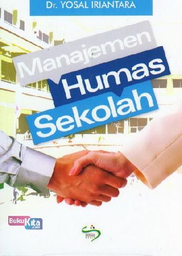 Cover Buku Manajemen Humas Sekolah