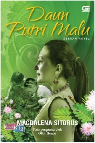 Cover Buku Daun Putri Malu (Disc 50%)