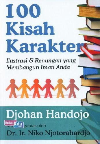 Cover Buku 100 Kisah Karakter
