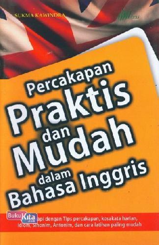 Cover Buku Percakapan Praktis dan Mudah dalam Bahasa Inggris