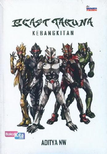 Cover Buku Beast Taruna Kebangkitan