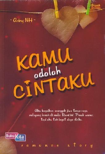 Cover Buku Kamu adalah Cintaku