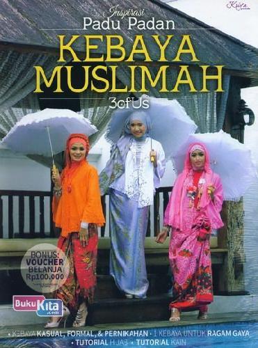 Cover Buku Inspirasi Padu Padan Kebaya Muslimah