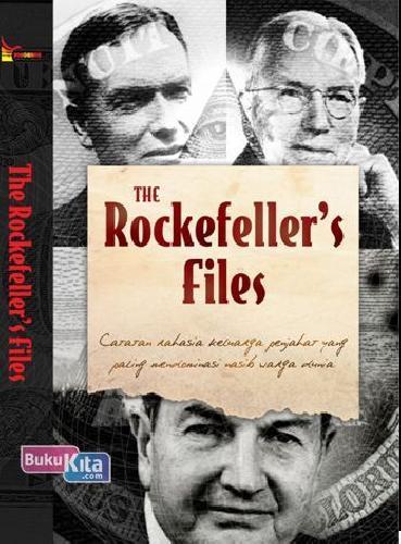 Cover Buku The Rockfellers Files