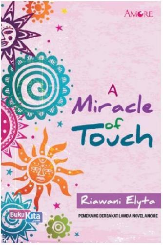 Cover Buku Amore: A Miracle of Touch
