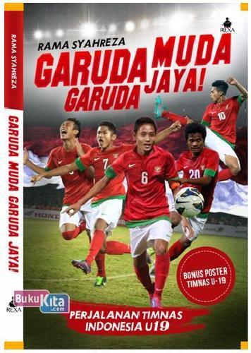 Cover Buku Garuda Muda Garuda Jaya