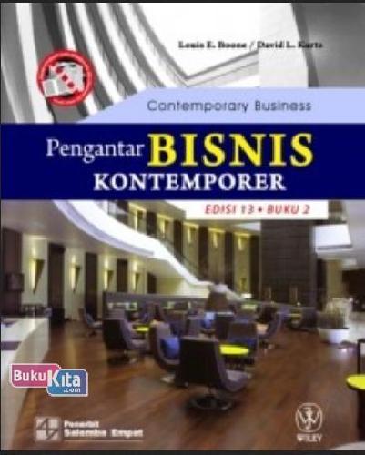 Cover Buku Pengantar Bisnis Kontemporer 2 (Ed. 13) - Koran (Disc 50%)