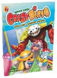 Komik Seru Crazy Birds: Zino Dan Monster Sampah