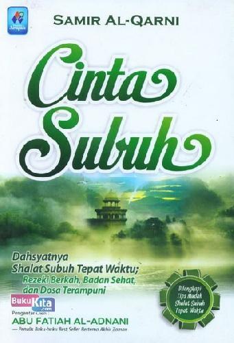 Cover Buku Cinta Subuh