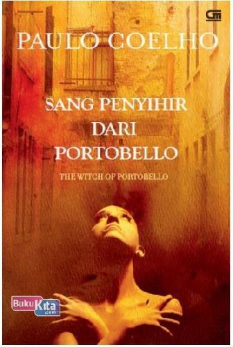 Cover Buku Sang Penyihir dari Portobello - The Witch of Portobello