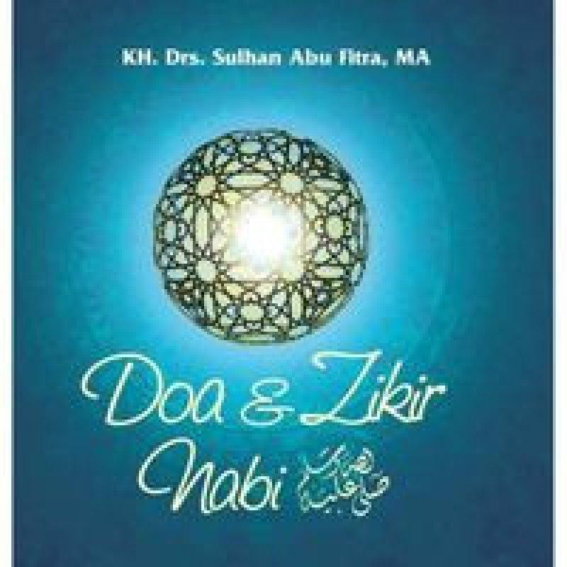 Cover Buku Doa & Zikir Nabi Saw