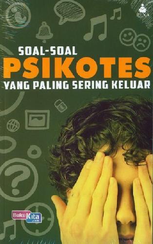 Cover Buku Soal-Soal ikotes Yang Paling Sering Keluar