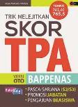 Trik Melejitkan Skor TPA Versi Oto Bappenas (Promo Best Book)
