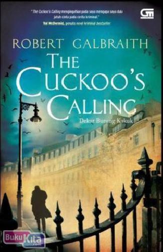 Cover Buku Dekut Burung Kukuk (The Cuckoo`S Calling)