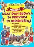 Mengenal Adat dan Budaya 34 Propinsi di Indonesia