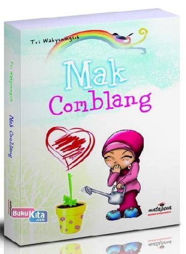 Cover Buku Mak Comblang