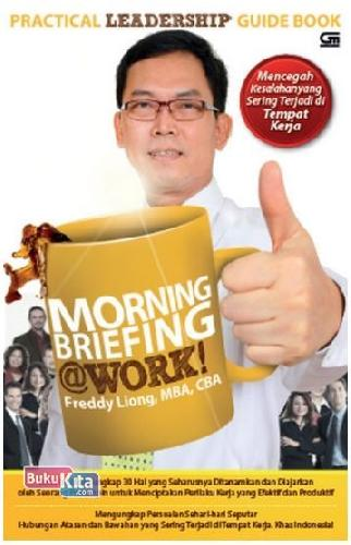 Cover Buku Morning Briefing @Work!
