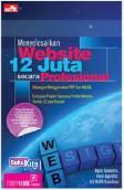 Menyelesaikan Website 12 Juta secara Profesional