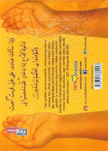 Cover Belakang Buku Belajar Doa