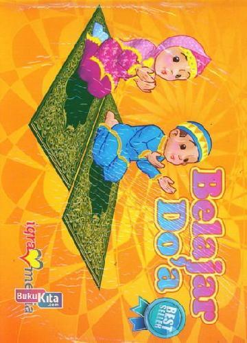 Cover Buku Belajar Doa