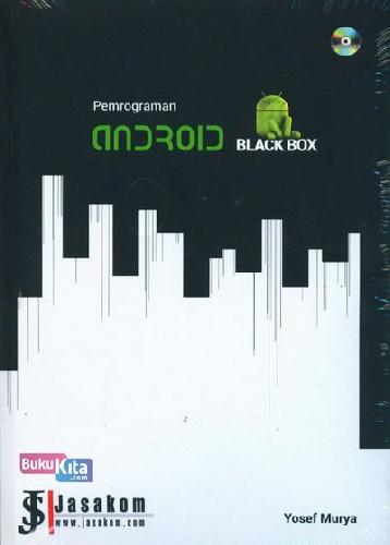 Cover Depan Buku Pemrograman Android Black Box